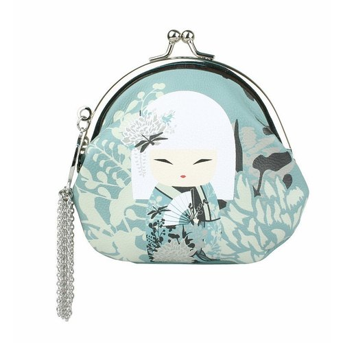Kimmidoll and blessing doll purse Miyuna