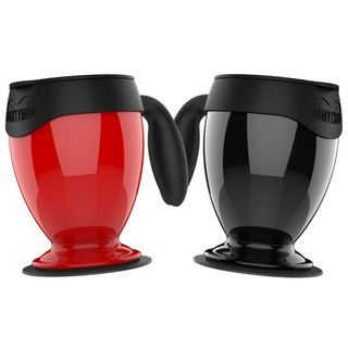 [Withdrawing] Desktop wonders cup of bilayer Gai Make Cup - classic New Year's Gift Set