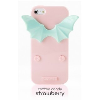 Stre-it_ Finnish design devil + angel wings phone shell iPhone 5 / 5S