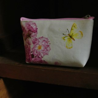 [T - C] butterfly handmade purse