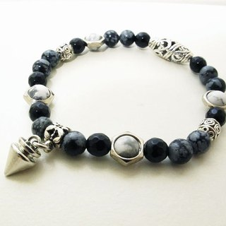 Celebrate All Day snowflake loose bracelet
