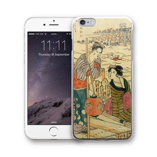 AppleWork iPhone 6 / 6S / 7/8 Original Design Case - Tofu Ukiyo-e PSIP-293