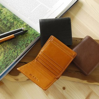革職人 LEATHER FACTORY【Entire II Bifold Wallet】Made in Japan