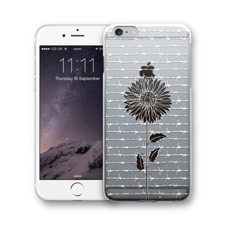 AppleWork iPhone 6 / 6S / 7/8 Sunflower Cover - Sunflower PSIP-306