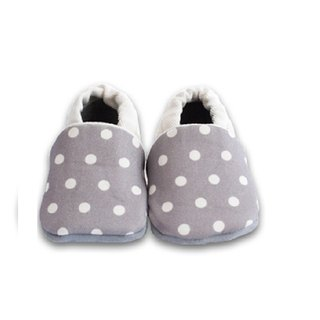 [European] temperament little ash first baby shoes handmade soft toddler shoes / indoor shoes