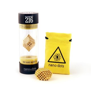 /Nanodots/ nano point 216 gold