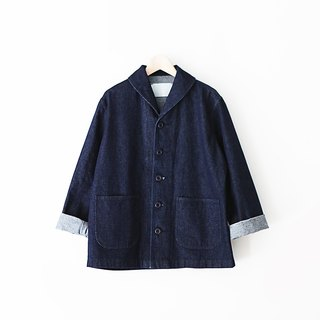 A ROOM MODEL MADE, CJ-3106 US Navy shawl collar jacket