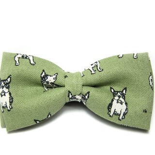▲ Boston Dog Hand-made Bow Tie