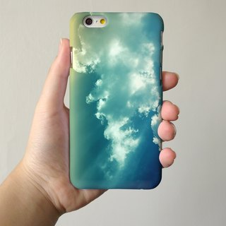 Sky 01 3D Full Wrap Phone Case, available for  iPhone 7, iPhone 7 Plus, iPhone 6s, iPhone 6s Plus, iPhone 5/5s, iPhone 5c, iPhone 4/4s, Samsung Galaxy S7, S7 Edge, S6 Edge Plus, S6, S6 Edge, S5 S4 S3  Samsung Galaxy Note 5, Note 4, Note 3,  Note 2