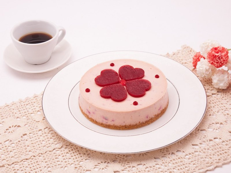 Raspberry Cheese 6 吋 Sweet Potato Cake