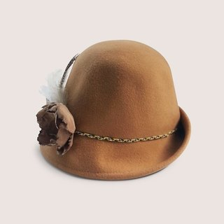 Korakuen Korakuen*and both the United States*handmade felt hat