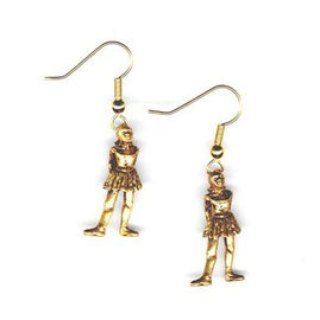 Doujia Ballet Dancer Earrings