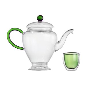 Dance Color Series Tea Set - Green