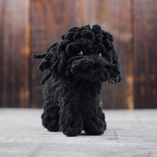 Pets avatar 13 ~ 15cm [feiwa Fei handmade baby doll pet poodle] (welcome to build your dog)