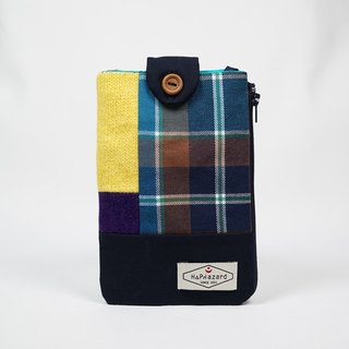 HAZA cell phone bag / purse (+ hook strap)