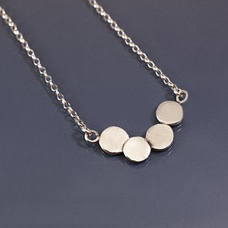 Candy 925 Silver Necklace