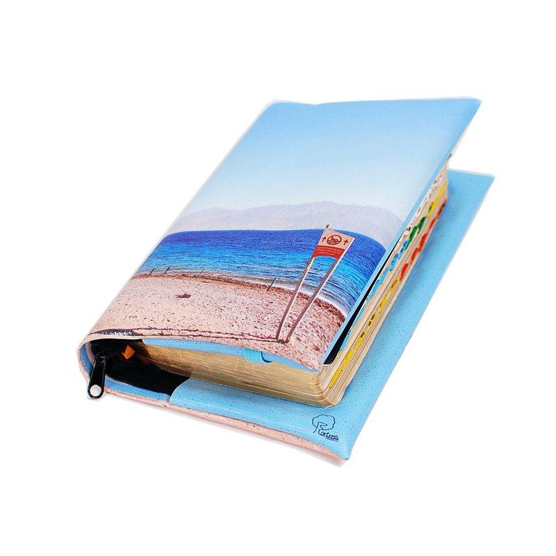 Red sea。紅海---訂製書套/聖經套