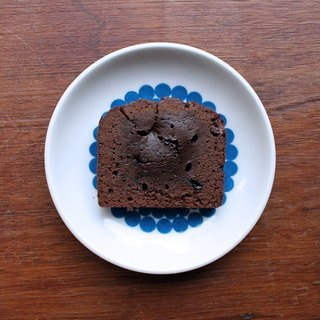 CANIMAMA Classic Chocolate Bean Brownie