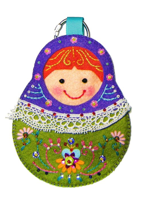 Russian doll card sets # 020