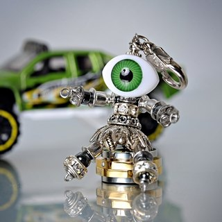 Millet D296 Robot Necklace. Accessories