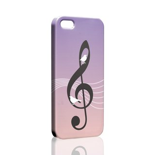 Music notes and birds custom Samsung S5 S6 S7 note4 note5 iPhone 5 5s 6 6s 6 plus 7 7 plus ASUS HTC m9 Sony LG g4 g5 v10 phone shell mobile phone sets phone shell phonecase