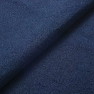 Heavyweight Fushi-ori indigo dark blue