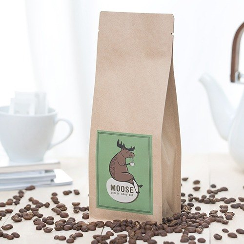 [MOOSE coffee roasting] (washed) Santa Telacca, Santa Teresa, Panama Bakery degrees: roasted in the Nordic roasted coffee beans can be two packs of flour mill free