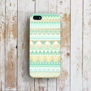 OneLittleForest - Original Mobile Case - iPhone 5, iPhone 5c, iPhone 4 - Ethnic geometry