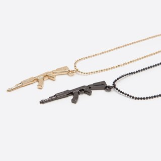 GOOTS / AK47 Necklace-AK47 necklace