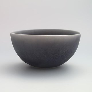coco#1 blue rain (porcelain small salad bowl)