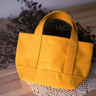 Classic tote bag Ssize sunflower x sunflower - sunflower yellow x sunflower yellow -