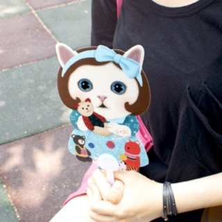 Jetoy, choo choo sweet cat doll fan _Gomi (J1307304)