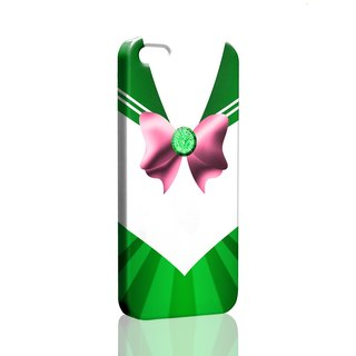 Sailor uniform green iPhone X 8 7 6s Plus 5s Samsung S7 S8 S9 mobile phone case