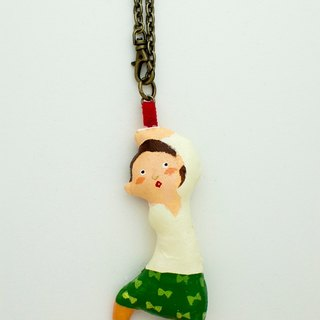 hanauta dolls bag charm
