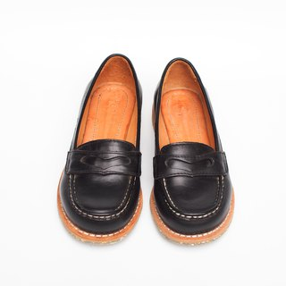 【Gentlewoman】PENNY Classic Loafer BLACK