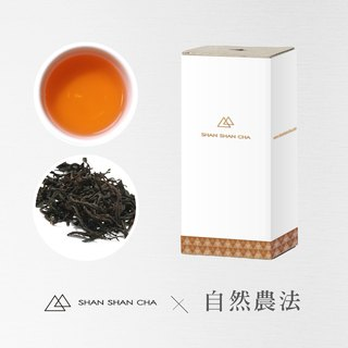 [Mountain] tea to natural farming Moon Lake Assam tea supplemental package (100g / box)