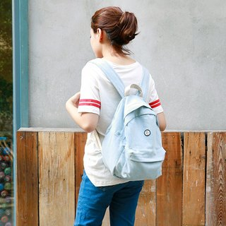 ntmy.mini edition denim shoulder bag