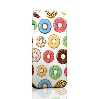 Small fresh donuts to order Samsung S5 S6 S7 note4 note5 iPhone 5 5s 6 6s 6 plus 7 7 plus ASUS HTC m9 Sony LG g4 g5 v10 phone shell mobile phone sets phone shell phonecase