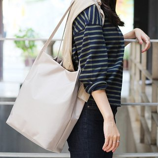[She] cattle a water ithinkso Korea NEAT BAG-classy side backpack plain simple style shoulder bag commuter