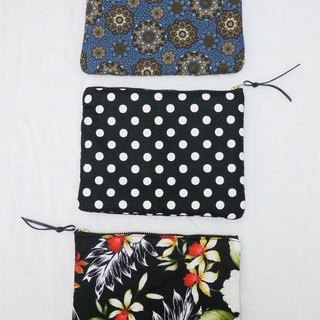 EVERYTHING IN BETWEEN Zipper Pouch Rectangle M