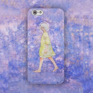 ▷ Umade ◀ a man escaped [iPhone7 (i7, i7plus, i6, i6s, i6plus, i6splus, i5se, i5s, i5c) / Android (Samsung, Samsung, HTC, Sony) Phone Case / Accessories - matte hard shell - artists Huang Wei Shan]