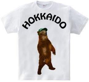 北海道熊(5.6盎司)