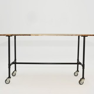 Industrial Wind Mobile work tables