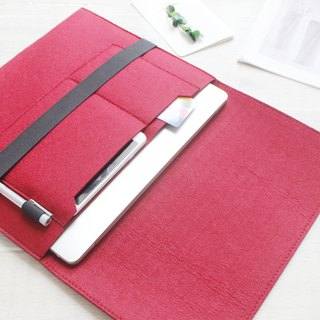 "Original Pure Handmade Red Blanket Apple Tablet PC Case Blouse Kit Mac Pack Pro Retina 13 ""Computer Bag Macbook 13.3"" Pro Retina (Customizable) - ZMY076WR13R"