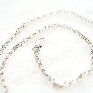 [Doll] Xia Bomi Silver Sterling Silver 24-inch width 2.5mm pearls subsection (Cubs series with Price ask coupons)