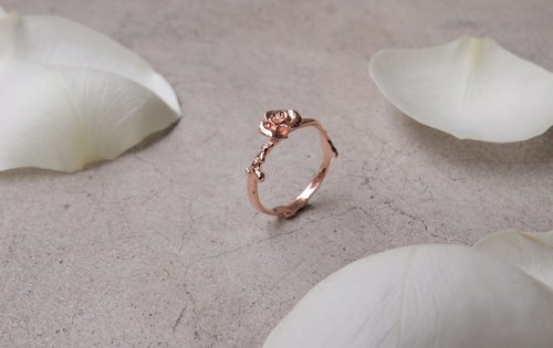 Herbarium【Rose is a rose is a rose ring #1】