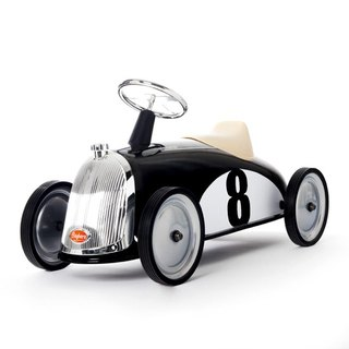 Baghera Les Riders Noir Knights small car | Black (Gift Edition)