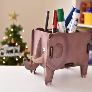 German Werkhaus Animal Pen Holder - Elephant