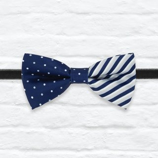 Style 0198 Bowtie - Modern Boys Bowtie, Toddler Bowtie Toddler Bow tie, Groomsmen bow tie, Pre Tied and Adjustable Novioshk