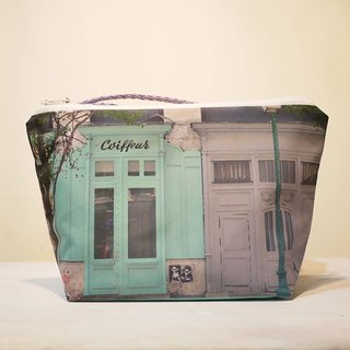 [Good] portable travel cosmetic bag ◆ ◇ ◆ large lake that green door ◆ ◇ ◆